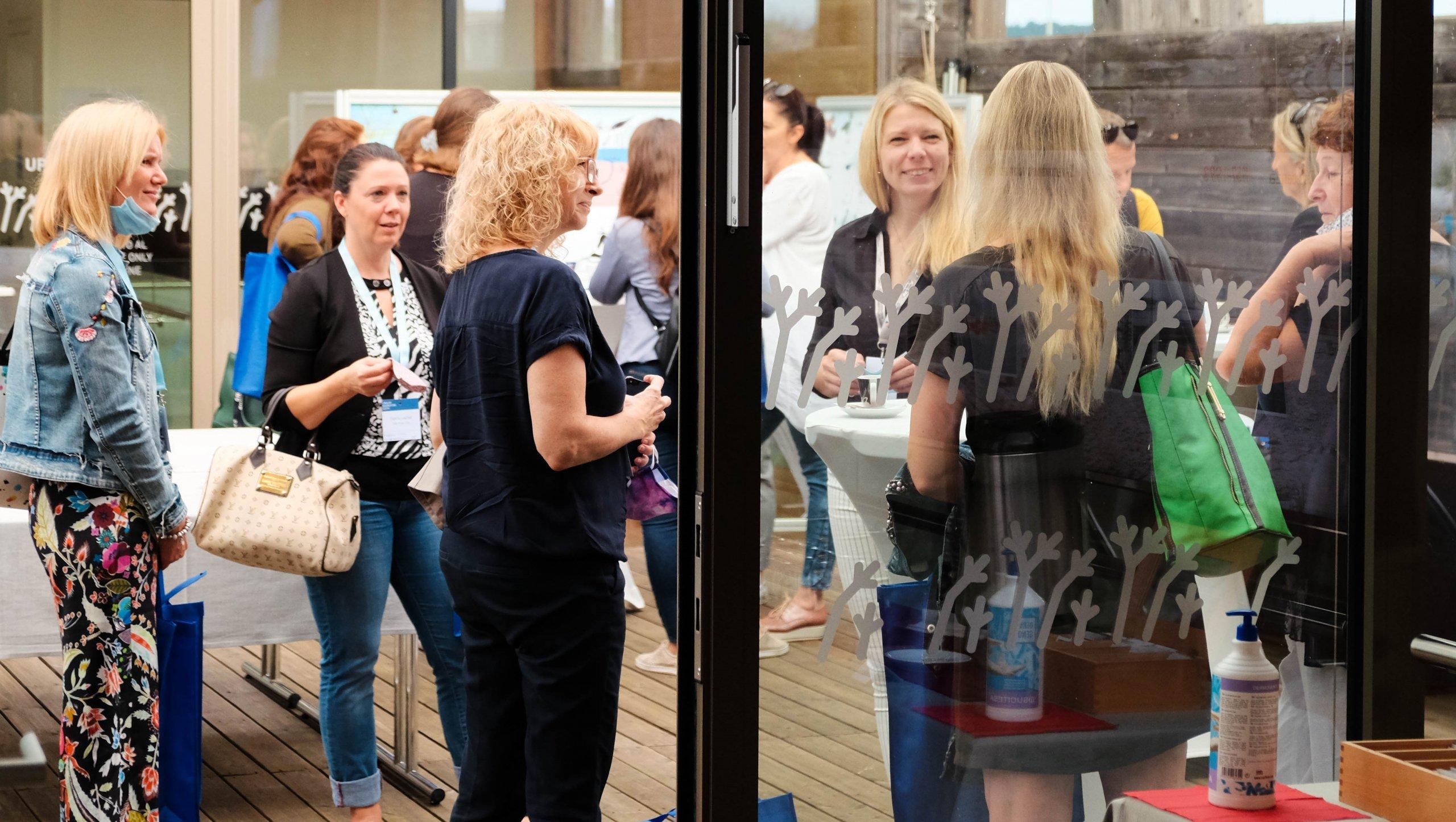 Skupni izzivi – priložnost za povezovanje in prenos dobrih praks med podjetji