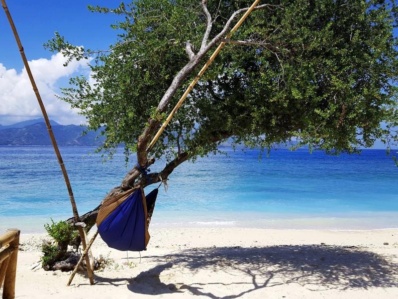 Smisel življenja je ležanje na plaži